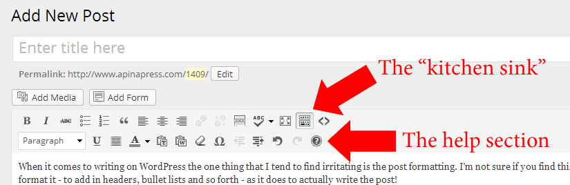 how+to+speed+up+your+writing+with+wordpress+shortcuts