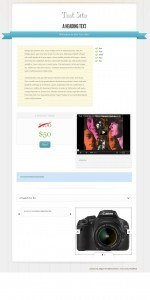My convertible site - Elegant Themes Review