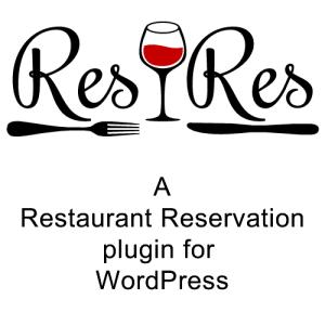 ResRes: a Restaurant Reservation Plugin